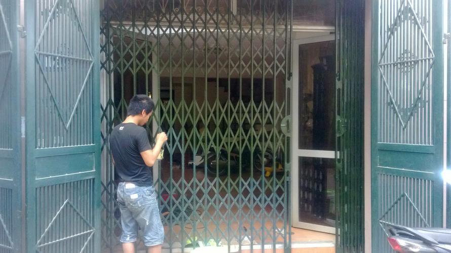 Dịch vụ sửa cửa kéo uy tín chất lượng tại thành phố Hồ Chí Minh